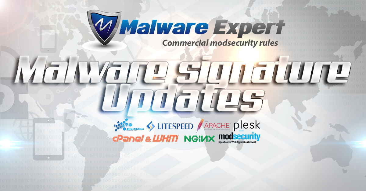 Malware Signature Updates