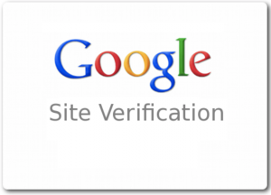 google verification