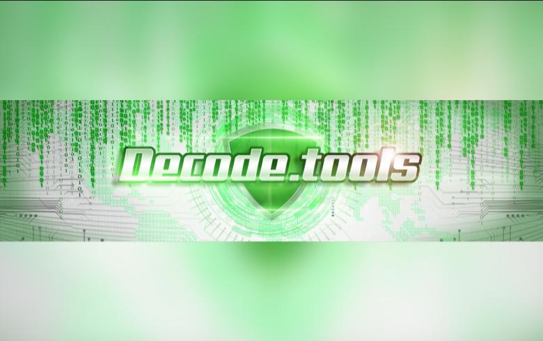 Decode.tools