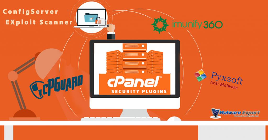 cPanel security plugins