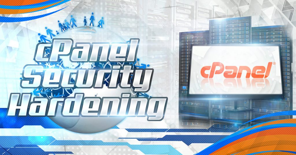 cpanel hardening security