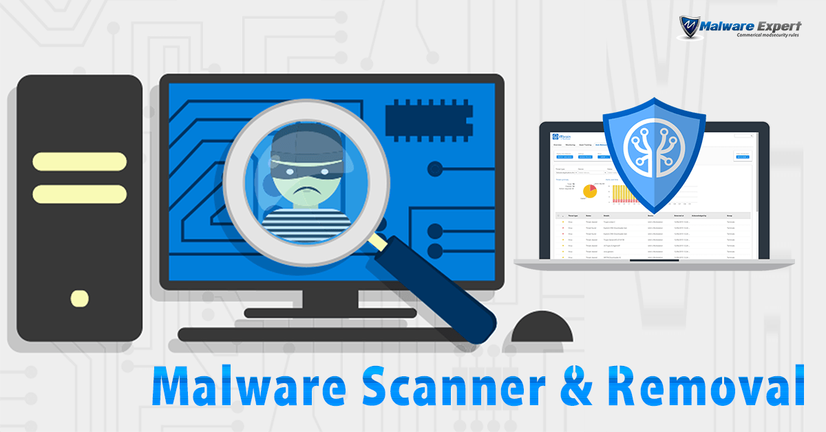 Malware Scanner and Removal