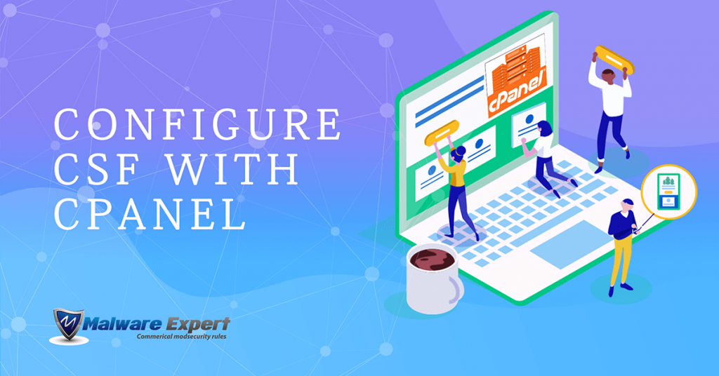Configure CSF with cPanel