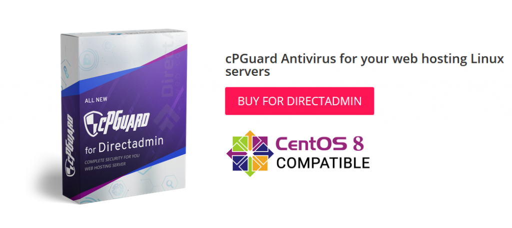 cPGuard – Security Plugin for DirectAdmin