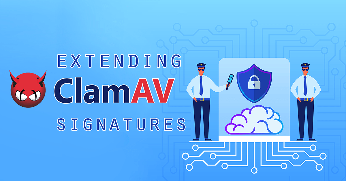 extending clamav signatures